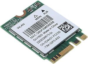 For De-ll Wireless 1820 DW1820 WiFi WiFi 802.11AC + BT 4.1 M.2 Wifi Card D4V21 by Ontracker
