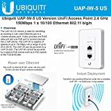 Ubiquiti UAP-IW-5-US UniFi APIn-wall 5-pack WiFi AP