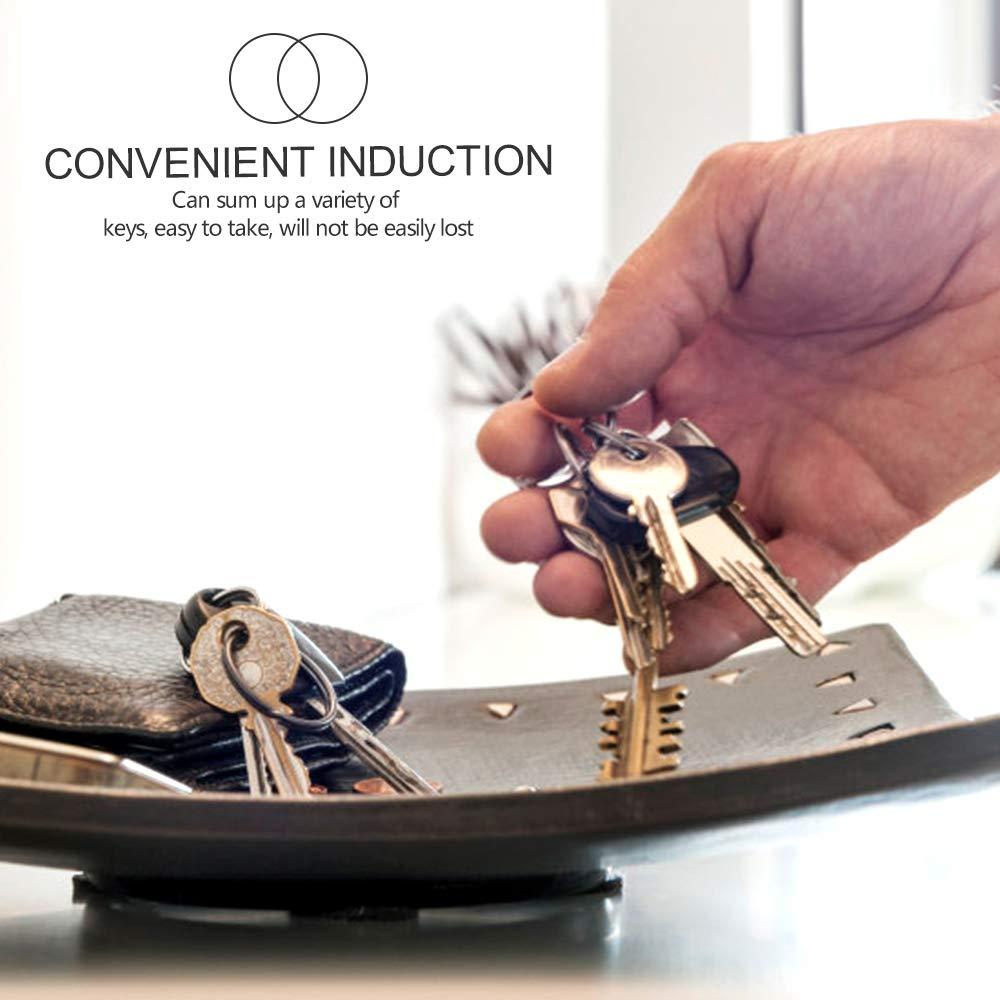 FANDAMEI 200 Pieces Split Key Rings Bulk for Keychain Key and Art Crafts 25 mm //0.98 inch 100pcs ,28 mm //1.1 inch 100pcs