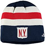 New York Rangers Youth Navy/White NHL 2018 Winter Classic Knit Beanie