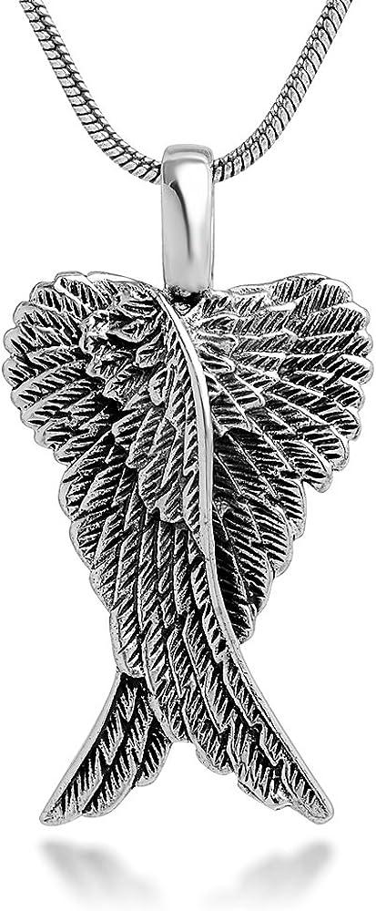 Sterling Silver ANGEL Large ANGEL Silver Pendant Large Detailed Angel Pendant