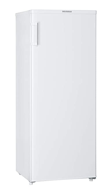 Severin KS 9809 Congelador Vertical, 160 L, Blanco: Amazon.es: Hogar
