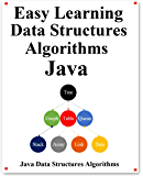 Easy Learning Data Structures & Algorithms Java Practice: Graphically learn data structures and algorithms better than before