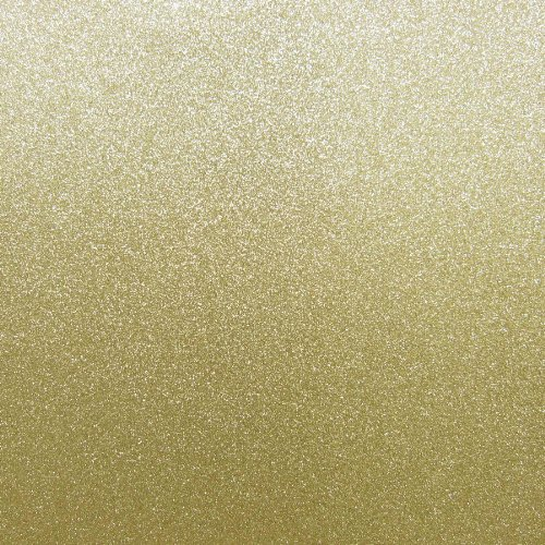 Best Creation 12-Inch by 12-Inch Glitter Cardstock, Bright