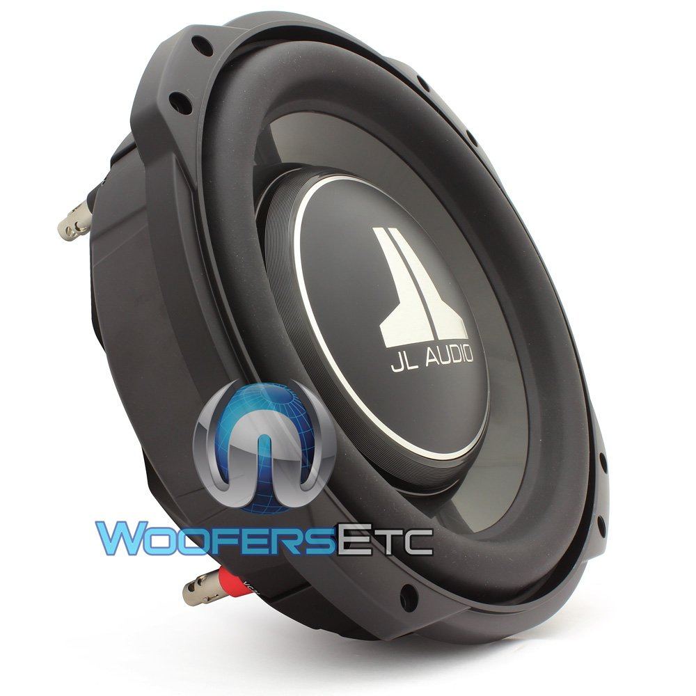 Jl Audio 10tw3-d4 Shallow-mount 10 by JL Audio