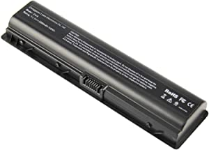 ARyee DV2000 Laptop Battery for Hp Pavilion dv6000 DV6100 dv6500 dv6700 dv2500 dv2700 Dv2200 dv2500 dv2700 V6000 Notebook Computer Battery
