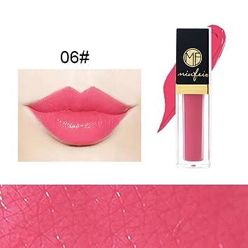 194929951b53 Amazon.com : Liquid Lipstick Waterproof for Teen Girls Women ...