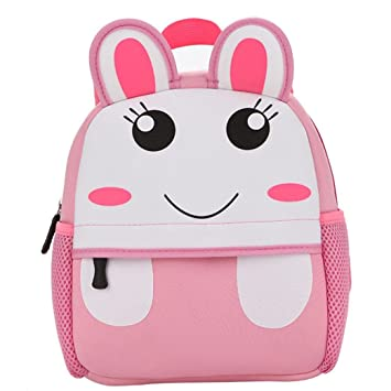 Amazon.com   Lightning Deals Toddler Kids School Bags Child Backpack  Kindergarten Lovely Cartoon Shoulder Bookbags by ZYooh (Rabbit)   Baby 8e938ebeb3b0d