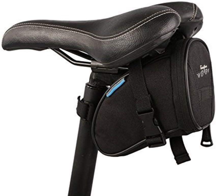 Juego herramientas para bicicleta Wotow con bolsa para asiento, 14 ...