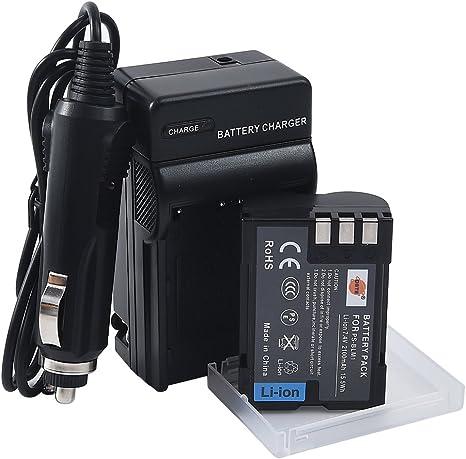 Amazon.com: DSTE® Batería BLM-1 + DC11 Viaje y cargador de ...