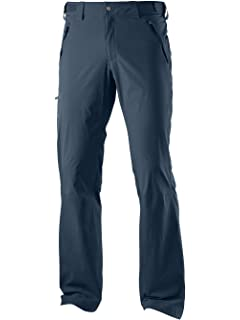 6488f3538fa5 SALOMON Wayfarer Straight Lt Pant, Uomo: Amazon.it: Abbigliamento