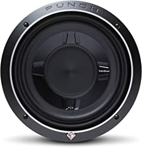 """Rockford Fosgate P3SD4-10 Punch P3S 10"""" 4-Ohm DVC Shallow Subwoofer"""