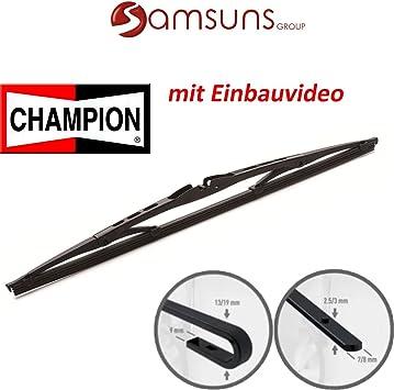 Champion Wx41 B01 Scheibenwischblätter Auto