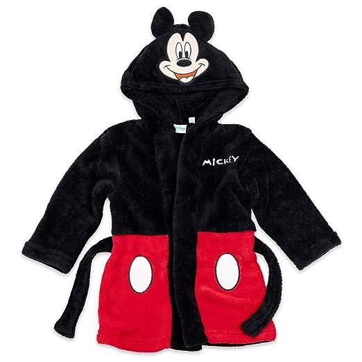 Disney Mickey Mouse Bademantel mit Schuhe