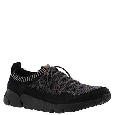TRI ACTIVE KNIT - Sneaker low - brown