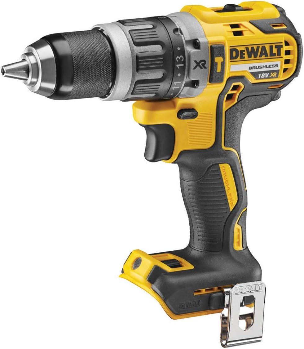 DEWALT dewpdck266p2 18 V 2 x 5.0 A Li-Ion XR b/ürstenloser Bohrhammer Gelb Packung zu 2