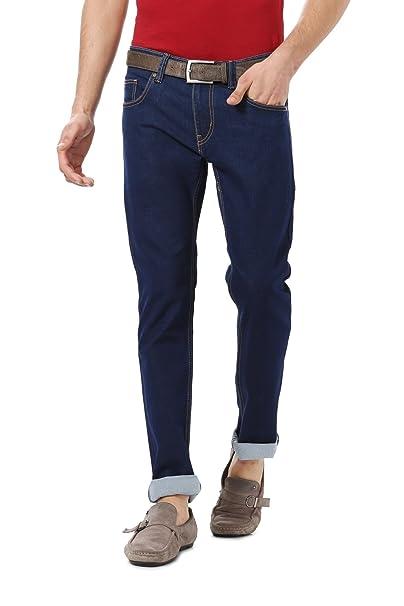 People Men Slim Fit Jeans Men's Jeans at amazon