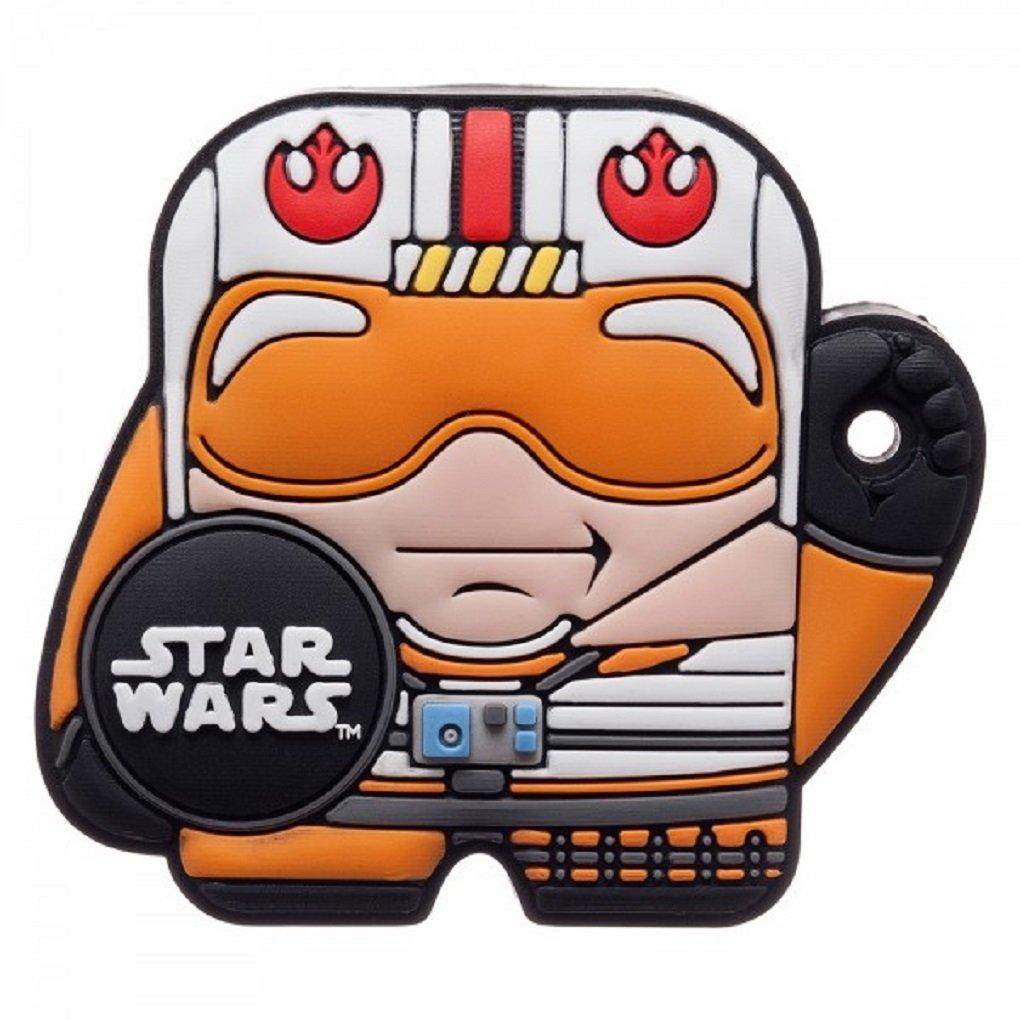 Star Wars Foundmi Bluetooth Tracker tag (Pilot Luke Skywalker)
