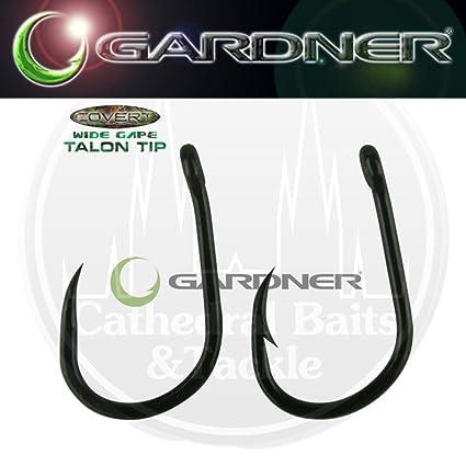 Barbed /& Barbless Gardner Covert Talon Tip Hooks