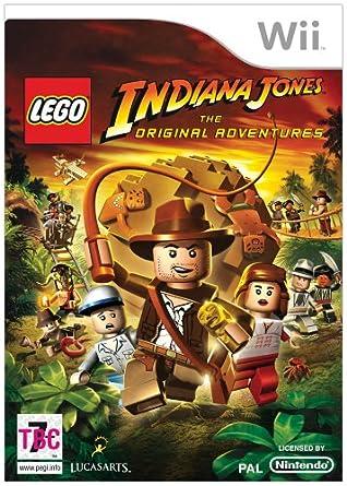 Lego Indiana Jones The Original Adventures Wii Amazoncouk Pc
