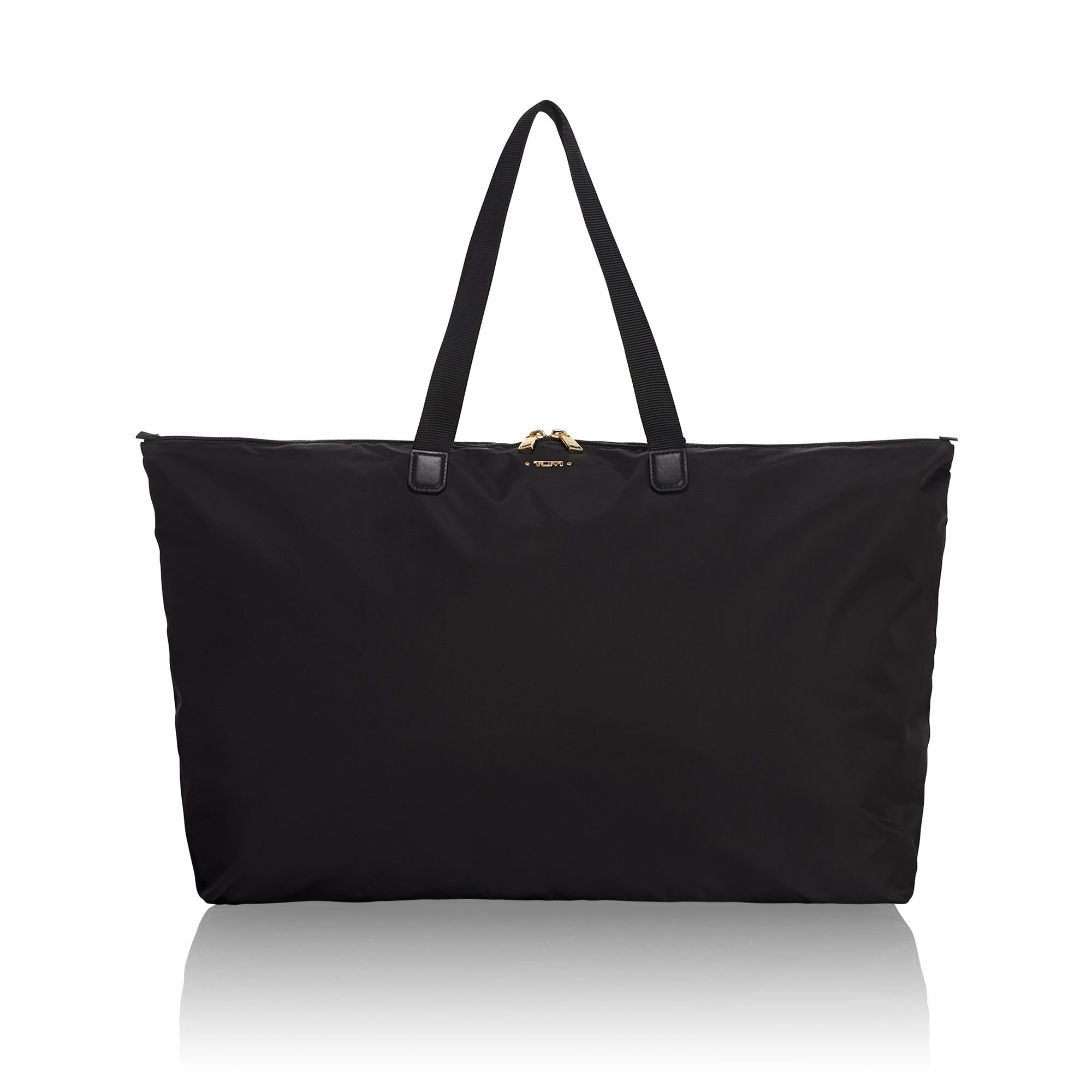Tumi Women's Voyageur Just in Case Tote Travel, Black, One Size