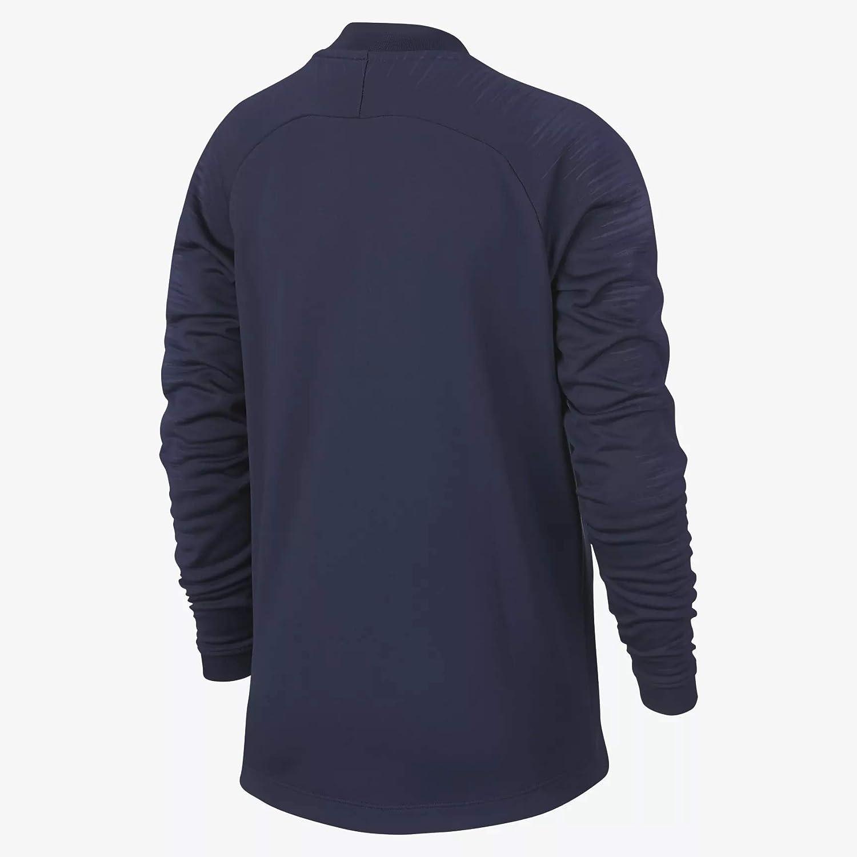 Navy Nike 2018-2019 PSG Anthem Jacket Kids