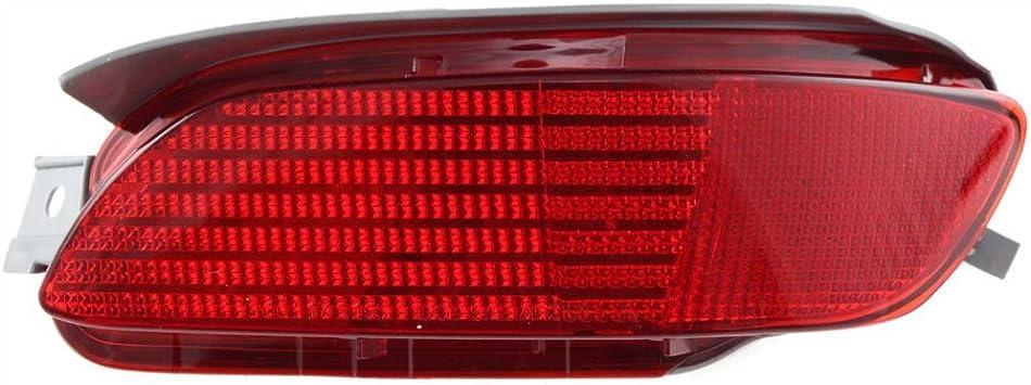 Rear Side Marker Reflector Parking Light Lamp Passenger Side For 2010 RX350