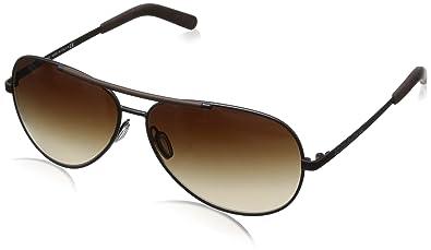e2f832823fab Amazon.com  DOLCE   GABBANA Sunglasses DG 2141 125113 Matte Brown ...