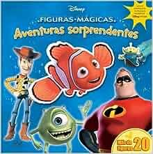 Figuras magicas: Pixar: Magical Magnets: Pixar (Spanish Edition