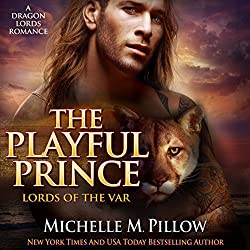 The Playful Prince: A Dragon Lords Story