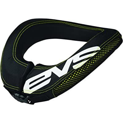 EVS RC2 Youth Race Collar Off-Road/Dirt Bike Motorcycle Body Armor - Black/One Size: Automotive