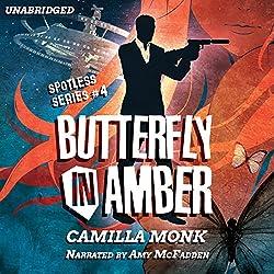 Butterfly in Amber