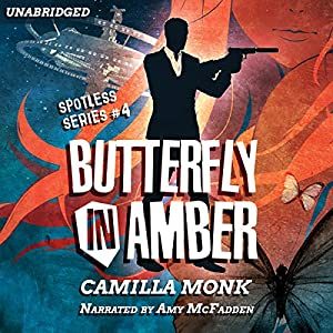 Butterfly in Amber Audiobook