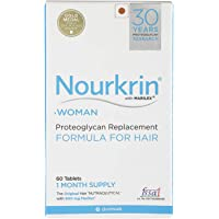 Nourkrin Woman Hair Growth Programme 60 Tablets 1 Month
