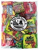 gummy party bear - Candy Assortment (1 Pound) of Gummy Bears, LifeSavers, Skittles, Starburst, Swedish Fish, Twizzlers, Nerds, Sour Patch, for Party Snacks