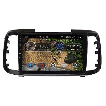 Android 6.0 10 Pulgadas 4G LTE Coche GPS Multimedia Video Reproductor de Radio en salpicadero para