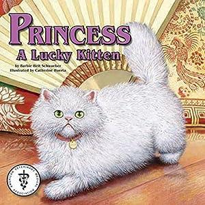Princess: A Lucky Kitten Audiobook