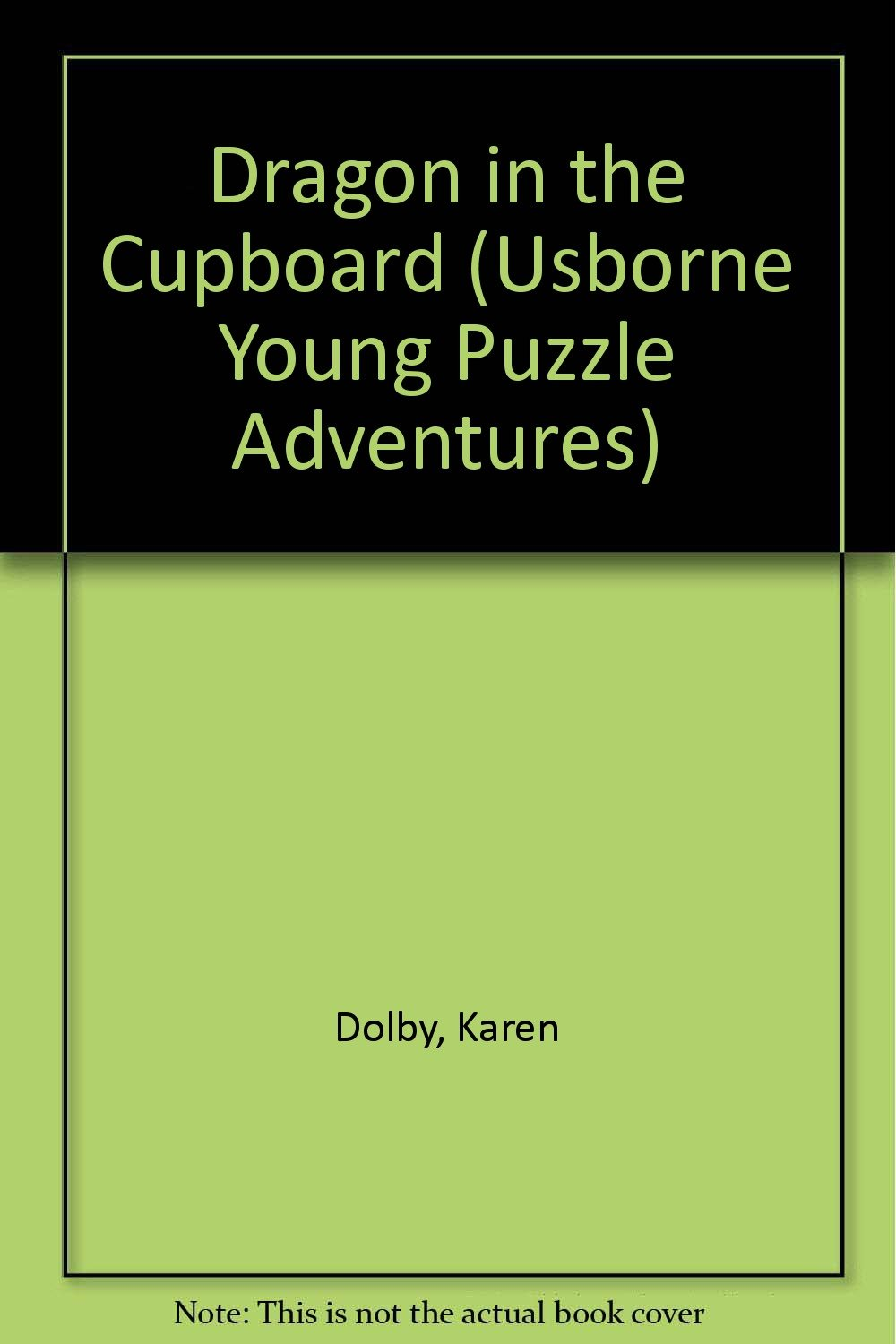 Download Dragon in the Cupboar (Young Puzzle Adventures) pdf epub