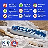Coral White - Coral White Mint Toothpaste Natural