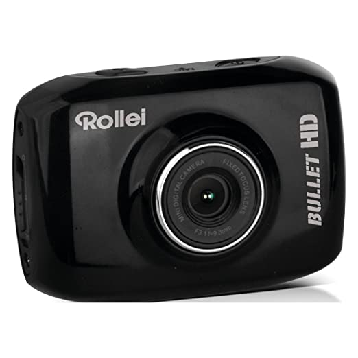 3 opinioni per Rollei Bullet Youngstar 720p 5MP HD-Ready CMOS 46g action sports camera- action
