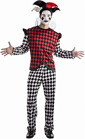 Disfraz Arlequin Talla M/L: Amazon.es: Juguetes y juegos