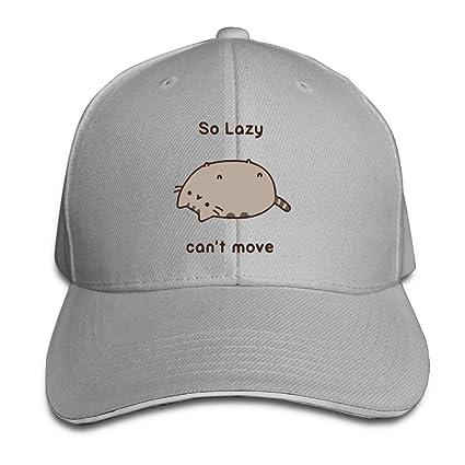 354667d1f22 Pusheen The Cat Men s Flex Baseball Cap  Amazon.ca  Clothing   Accessories