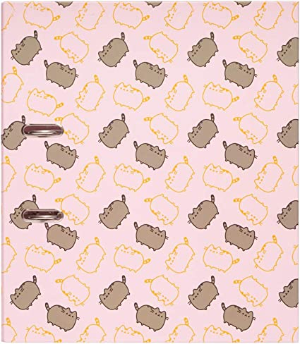 Archivador con compresor Pusheen Rose Collection: Amazon.es ...