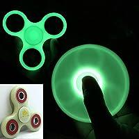 TOPKing Mano Fidget Spinner Fluorescencia DIY Juguete,3-5 Minuto