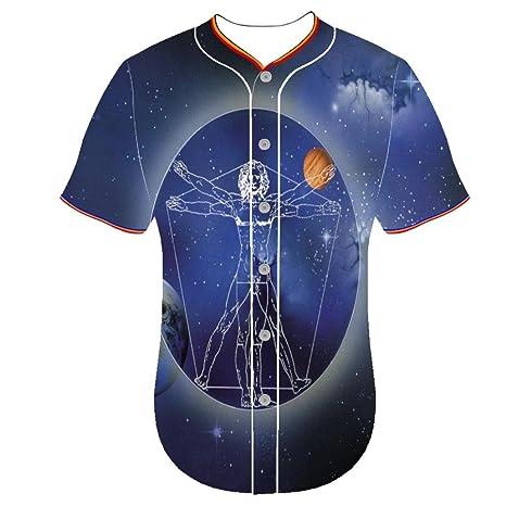 Camisetas Universo ekth 3d Cartoon impreso camisetas para hombre ...