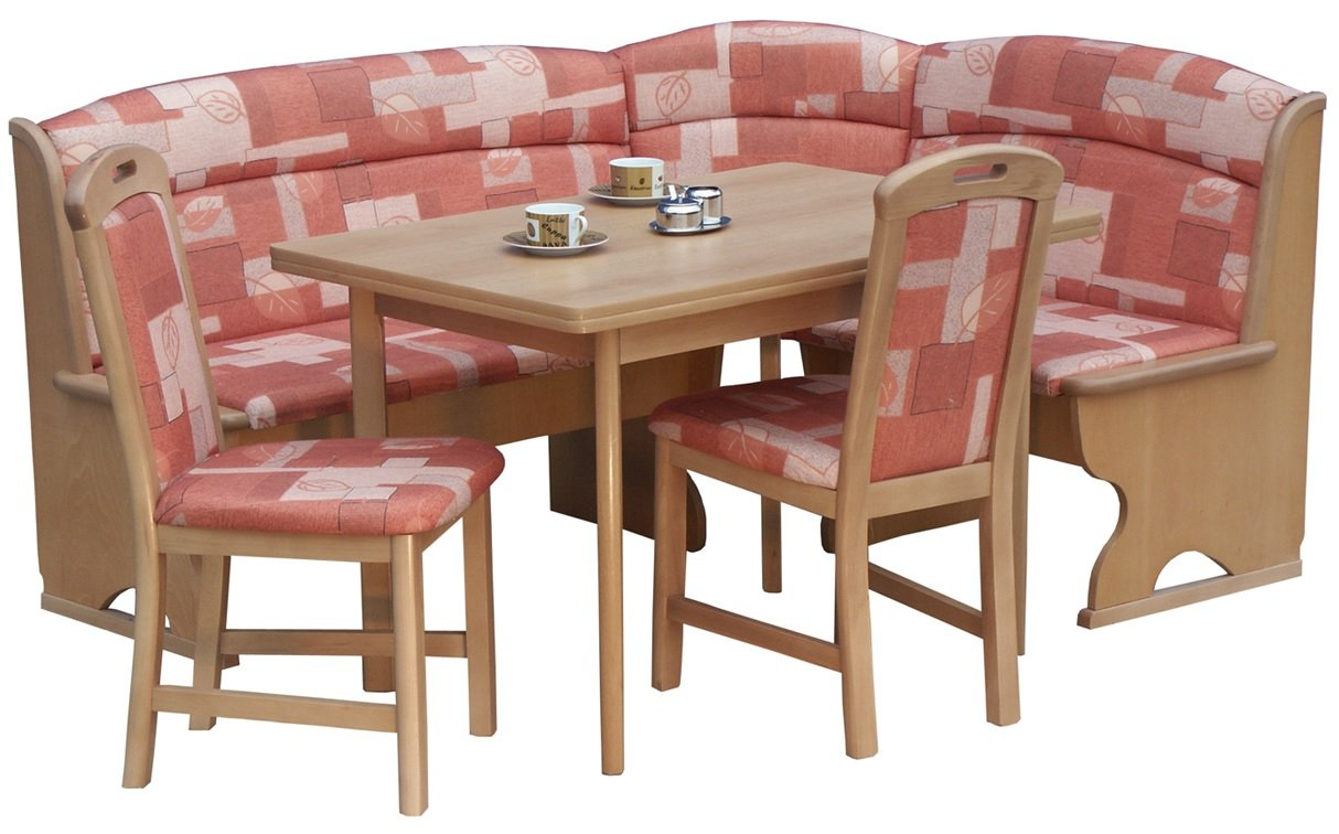 The Bern 4 Piece Dining Set Is a Perfect Breakfast Nook for Any Home Available in Blue