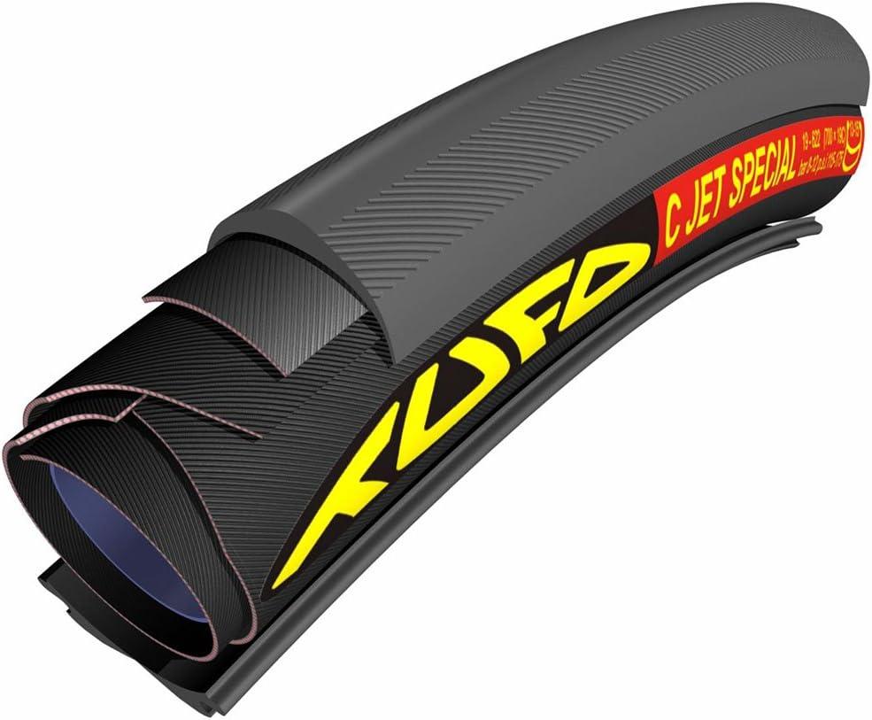 TUFO C ELITE PULSE Road Tire Bike Cycling Folding Tubular Clincher 700x22 Black