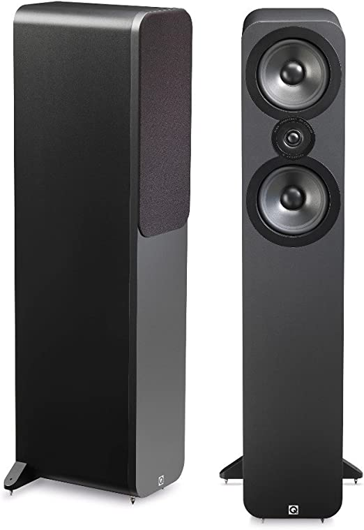 Q Acoustics 3050 Zwart (per stuk): Amazon.es: Electrónica