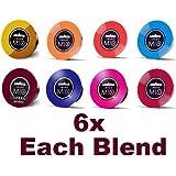 LAVAZZA A MODO MIO Variety Pack - 6x Each Blend