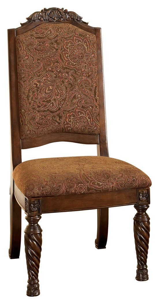 Set of 2 Dining Upholstered Side Chair by Ashley Furniture by Signature Design by Ashley (Image #1)